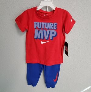 Toddlers Nike 2-piece tracksuit